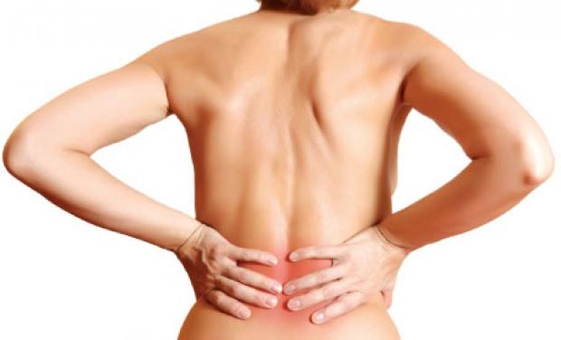 dureri musculare și inferioare de spate