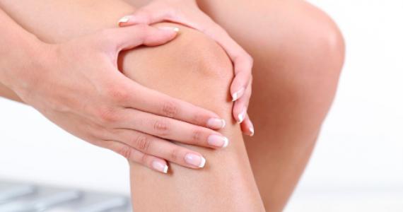 dureri articulare la genunchi în timpul flexiei