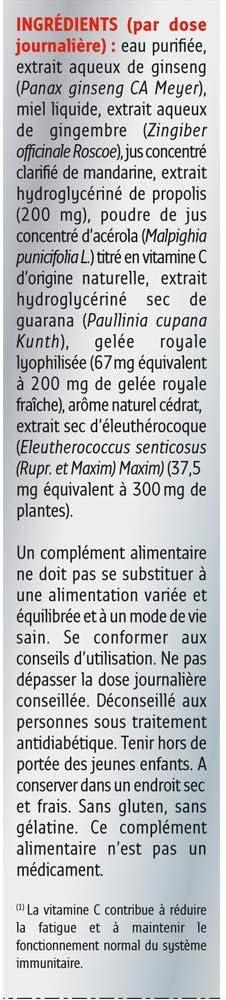 Norma zilnică de condroitină glucozaminică,
