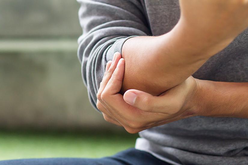 Neurită a simptomelor articulației cotului și tratament