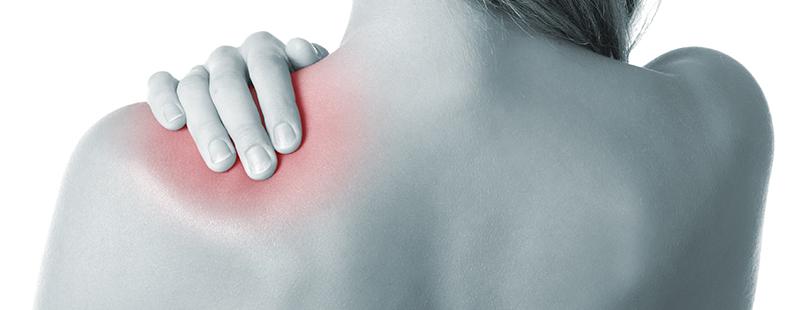 durere chiar sub articulația umărului analize biliare tratament comun