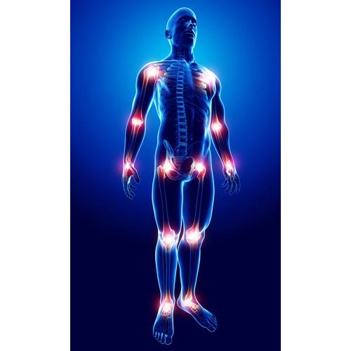 toți mușchii și articulațiile corpului doare