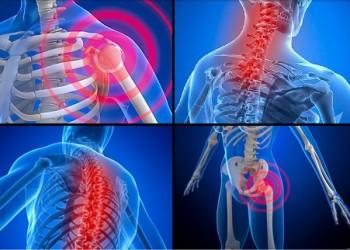crăpături și dureri de articulații pe călcâie