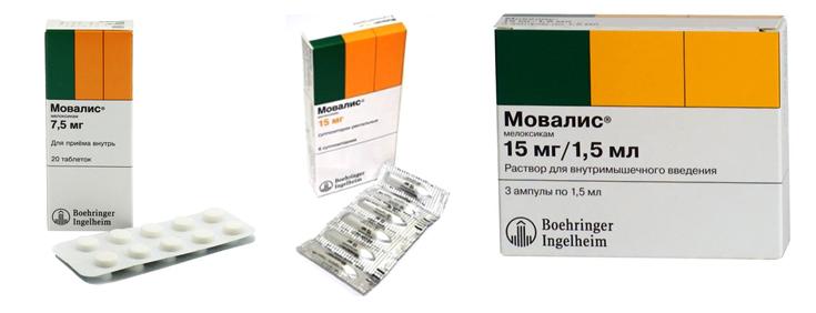 agenți nesteroizi pentru osteochondroză