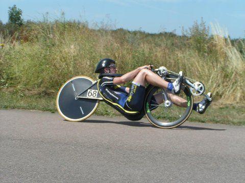 articulațiile rănite pe o bicicletă