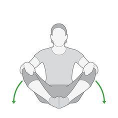leziuni la genunchi cu simptome de cădere