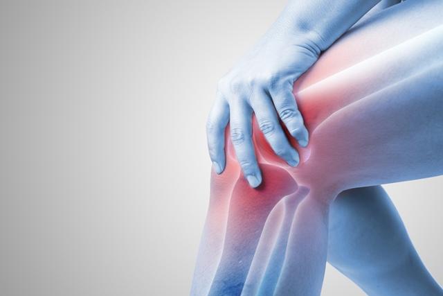 cum să tratezi o leziune la genunchi