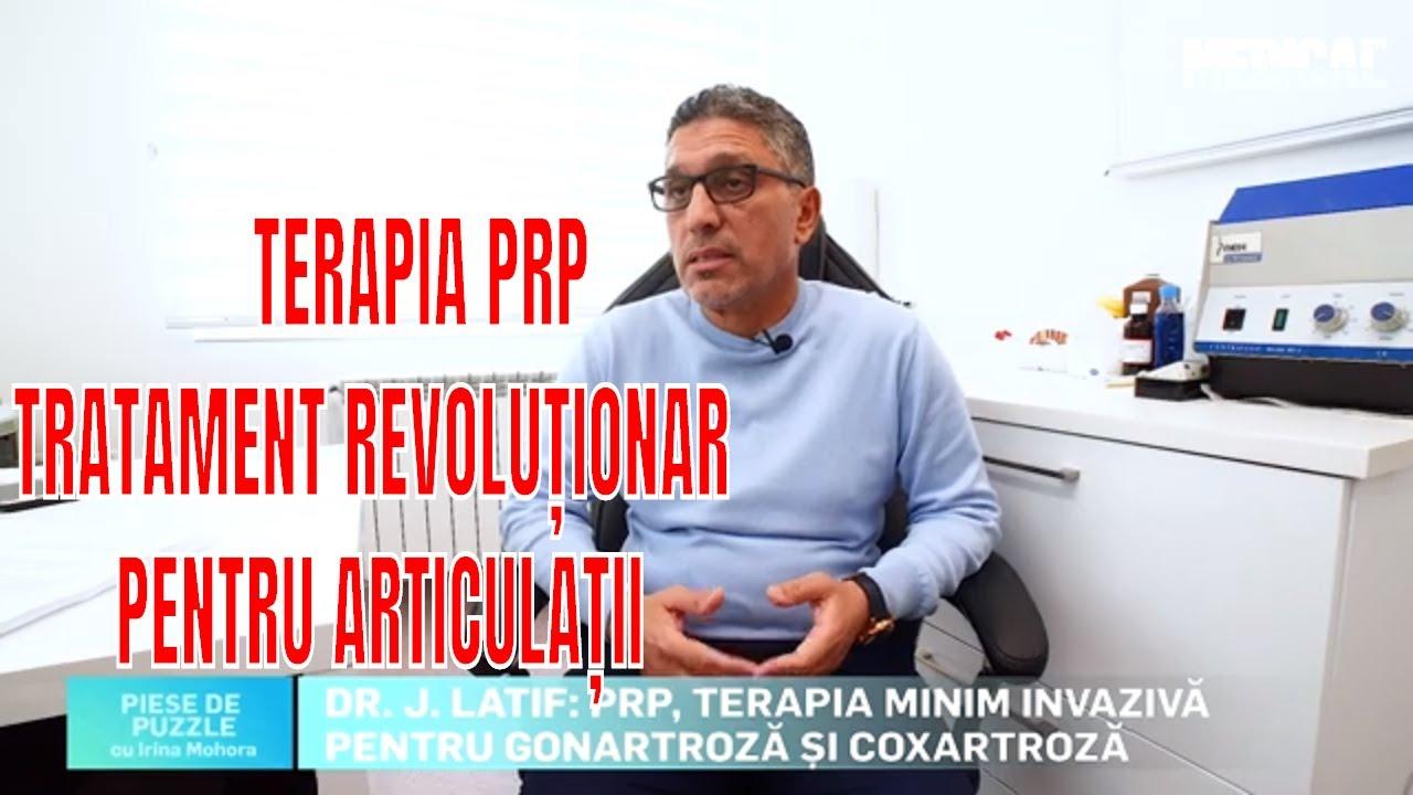 tratament articular revoluționar