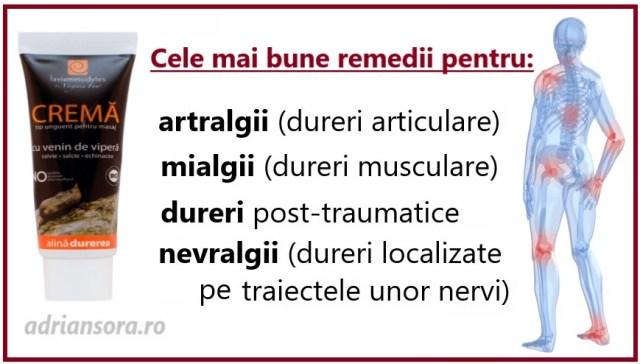 capsule articulare tratament cu artroza piciorului rozaliu