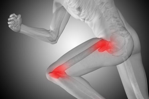inflamația articulației pe simptomele degetului