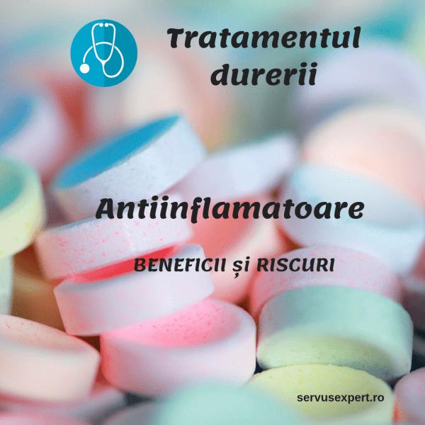 medicamente contra durerii în articulații și țesuturi
