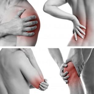 articulații răsucite și dureroase