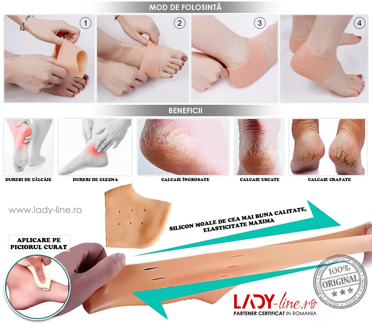 Crăpături articulare și dureri de călcâie Durerea de călcâi - semne și simptome