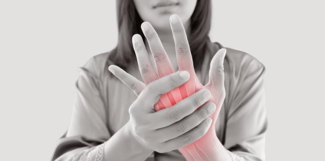 cum să identifice artrita pe degete