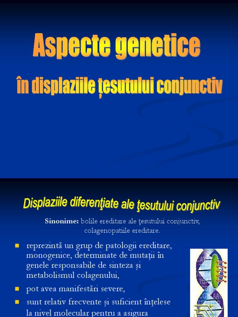 curs de tratament al displaziei țesutului conjunctiv
