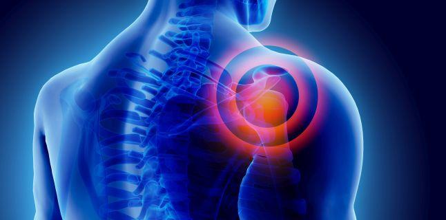 Durere și se zgârie umărul stâng în articulație. Sindromul de tunel carpian -
