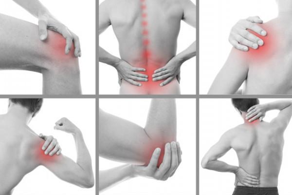din care durerea articulațiilor brațelor și picioarelor