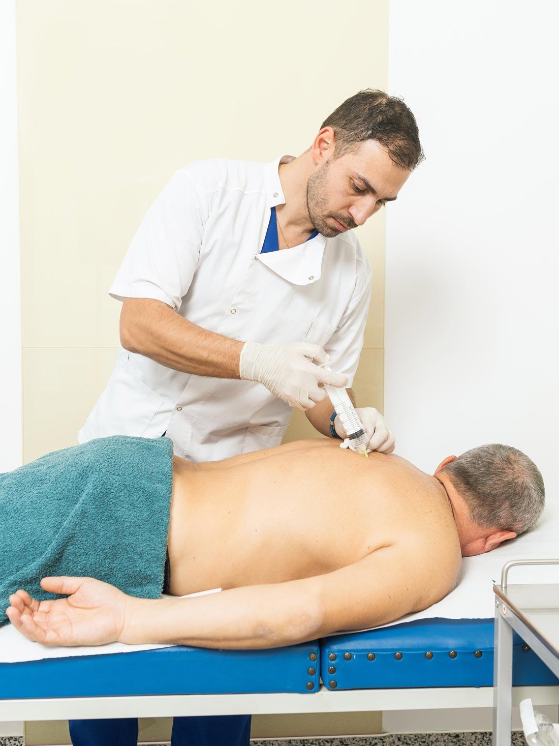 ozonoterapie în tratamentul artrozei calmarea durerilor de genunchi