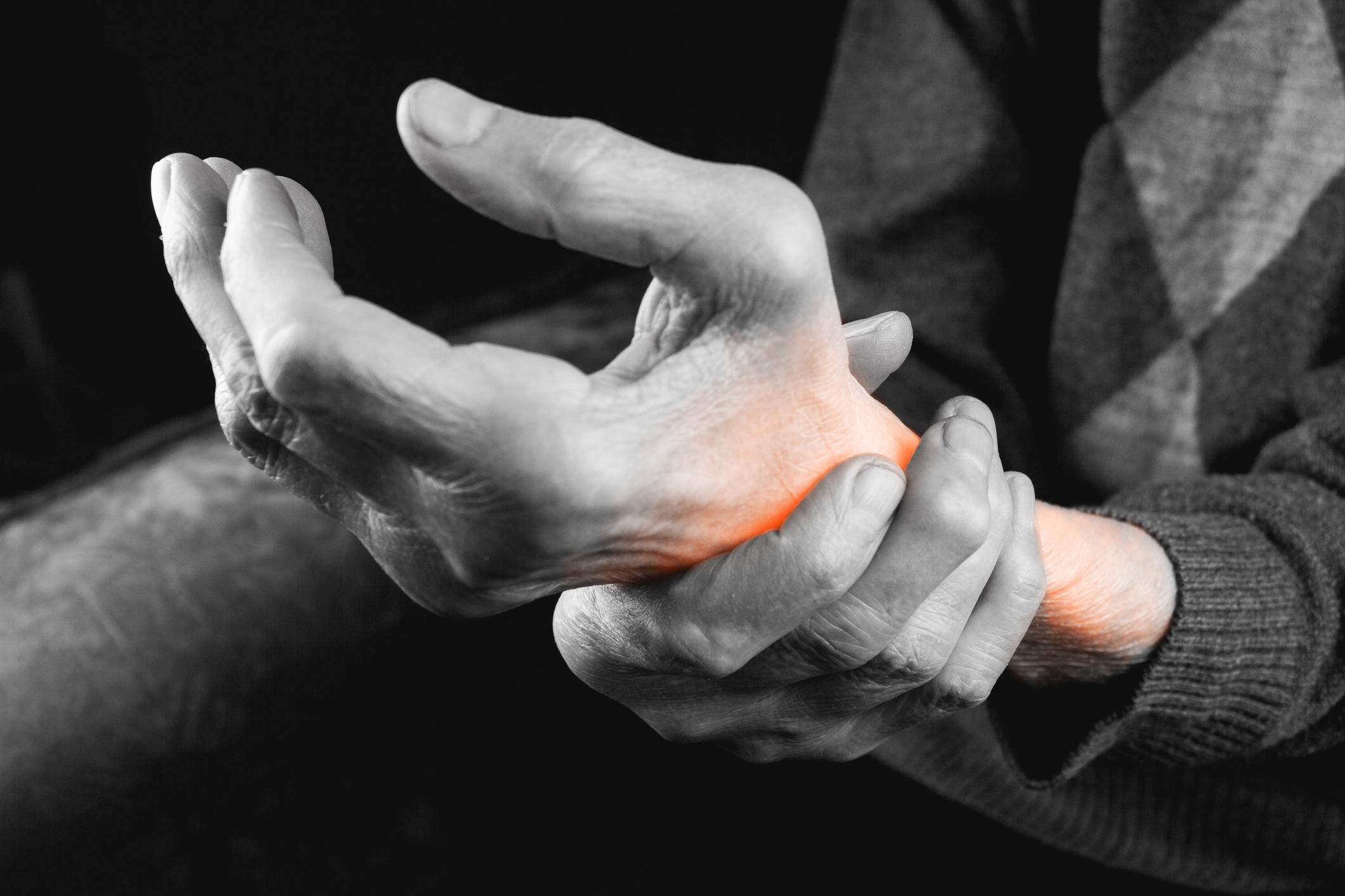 articulațiile degetelor degetelor doare