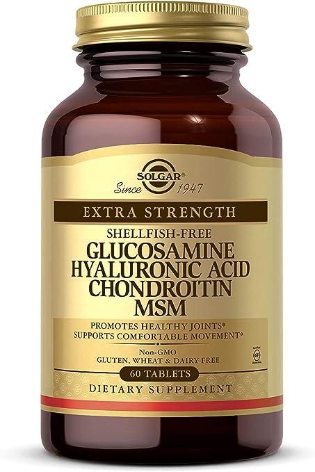 soluție de glucosamină condroitină