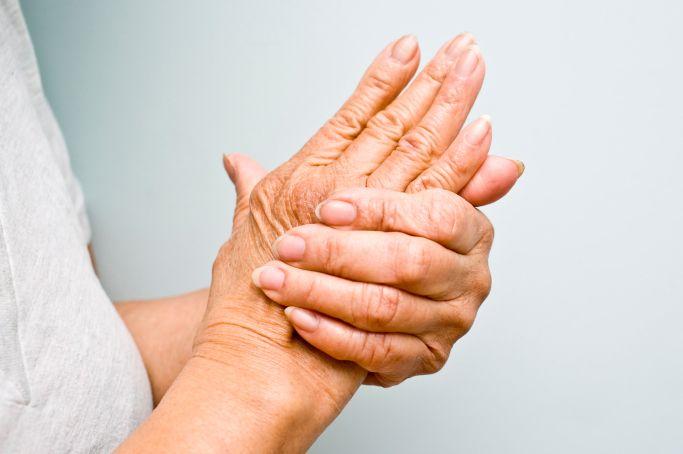 umflarea luxației articulației degetului