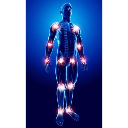 durere persistentă și rigiditatea articulațiilor