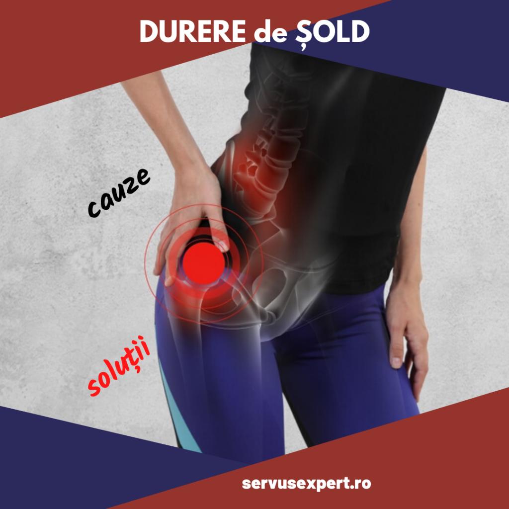 dureri de șold inflamația nervilor dureri musculare și inferioare de spate