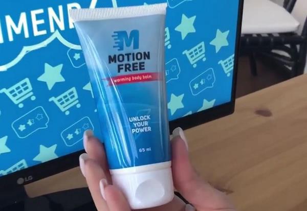 Motion Free balsam gel pt. articulatii – pret, prospect, pareri, forum