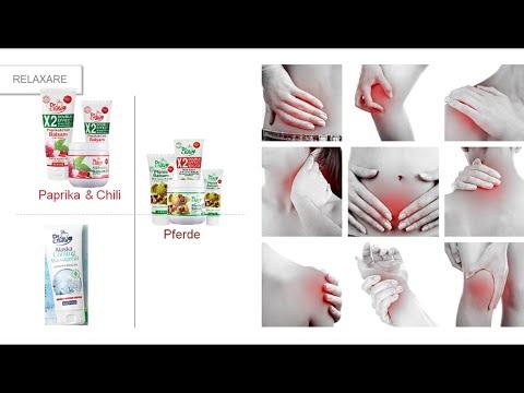 prescripție de gelatină durere articulară