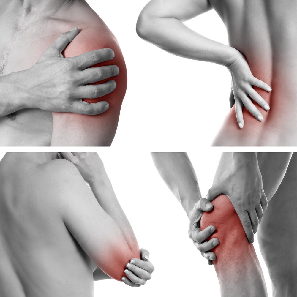 articulațiile și mușchii de tratat