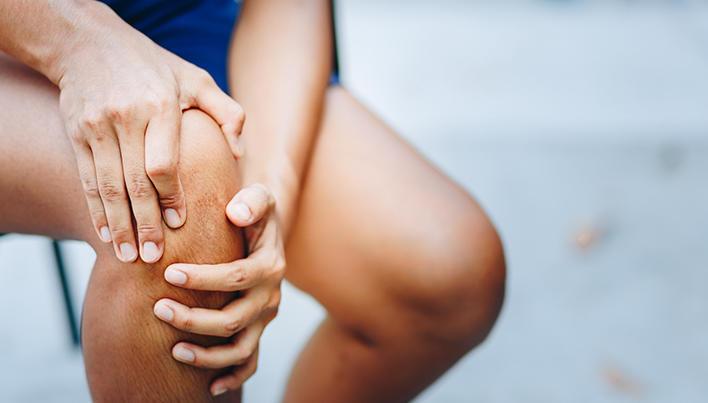 fotbal cu artroza genunchiului