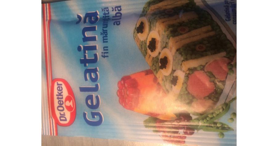 Rețeta miraculoasă pe bază de gelatină care